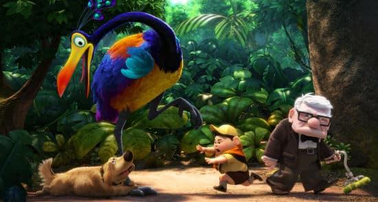Up. Disney/Pixar