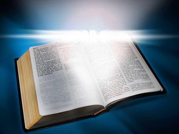 La Santa Biblia es el libro más vendido de la historia...