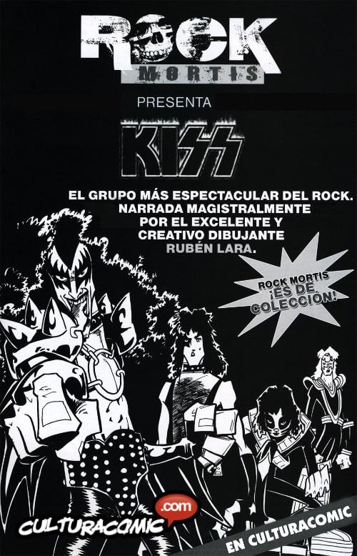 Rock Mortis de Kiss
