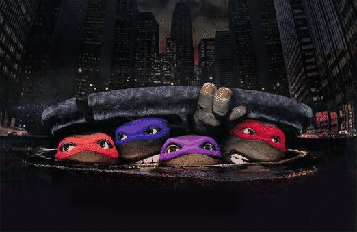 """Paramount detiene la produccion del remake de Las Tortugas Ninja """"Alienigenas"""""""