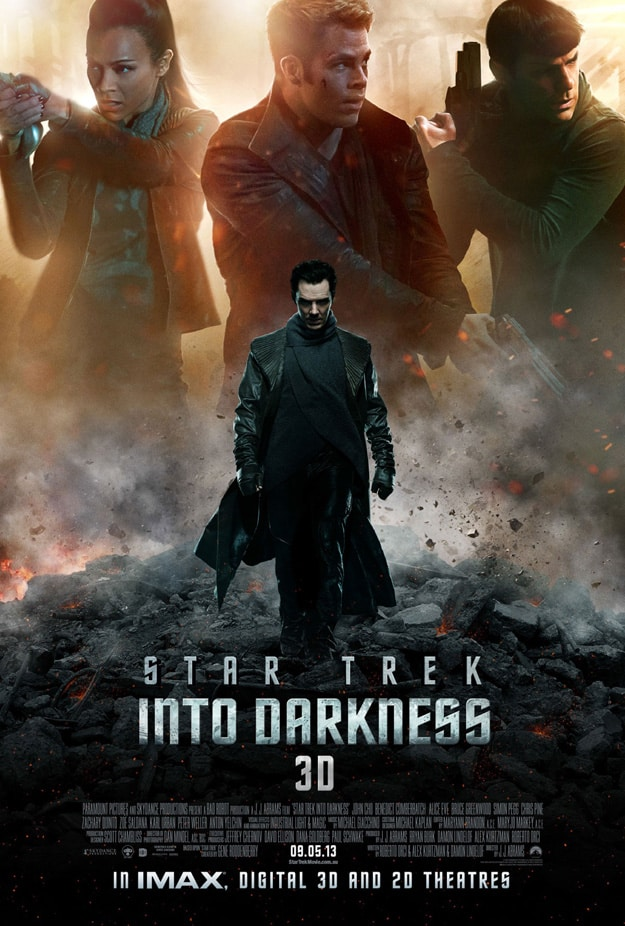 StarTrekI poster international