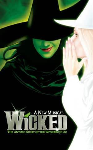 """""""Wicked"""": La historia no contada de las Brujas de Oz"""