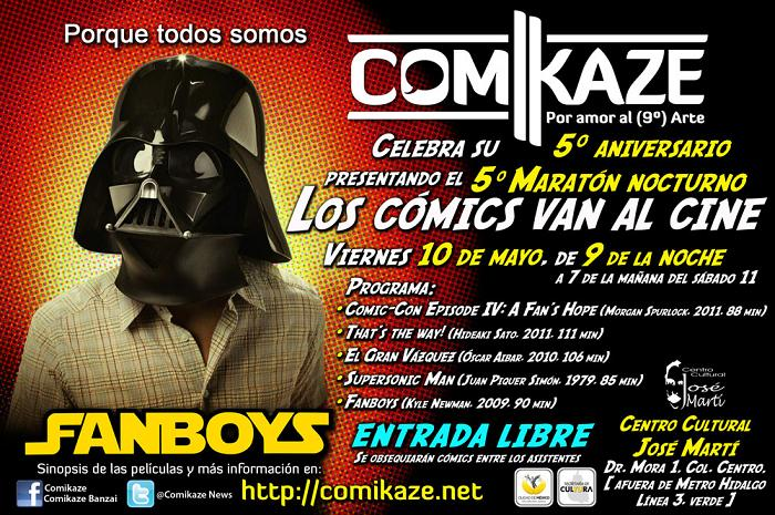 COMIKAZE_MARATON-5 banner