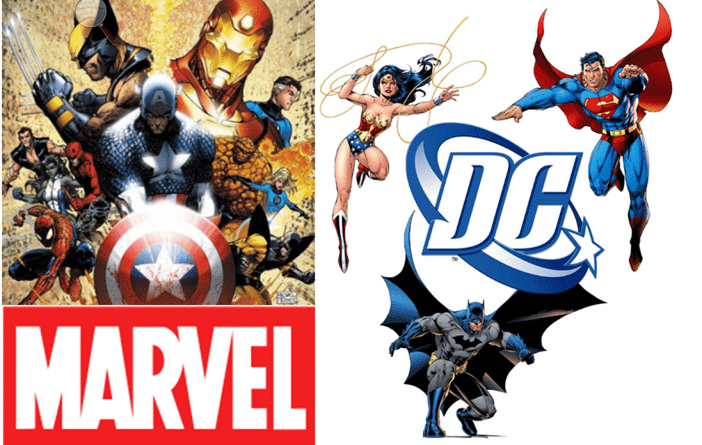 Marvel_y_DC_Comics