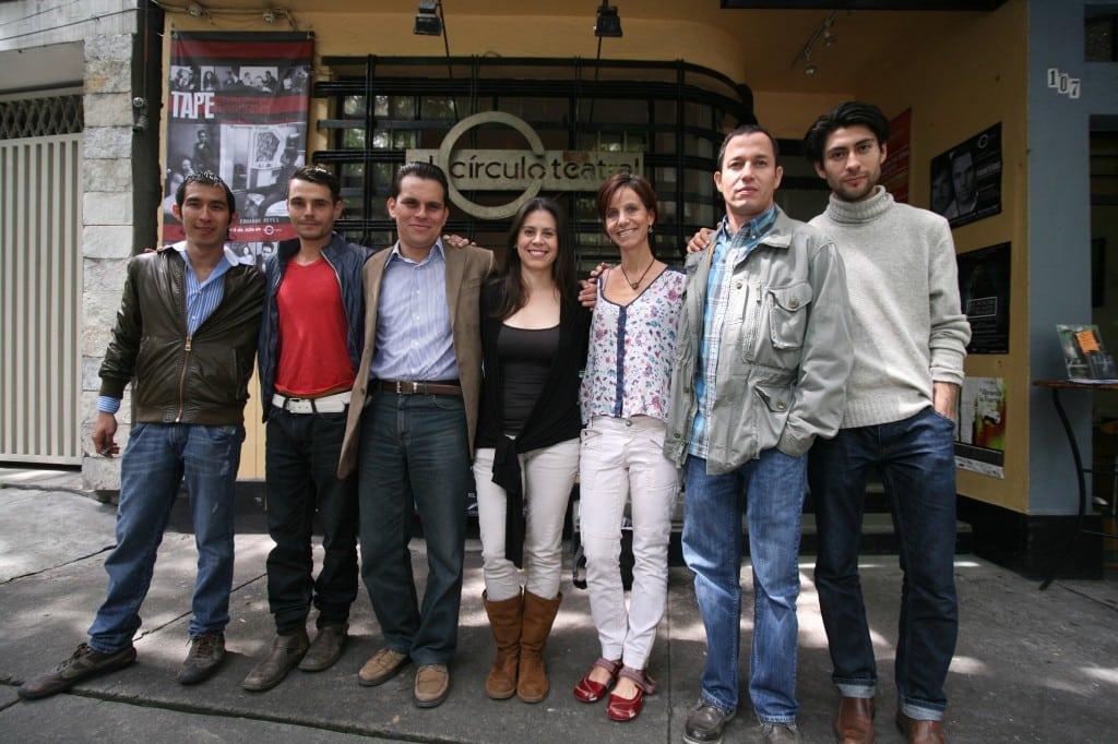Los Participantes del IV Ciclo de Lecturas Dramatizadas