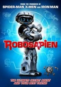 robosapienrobooted
