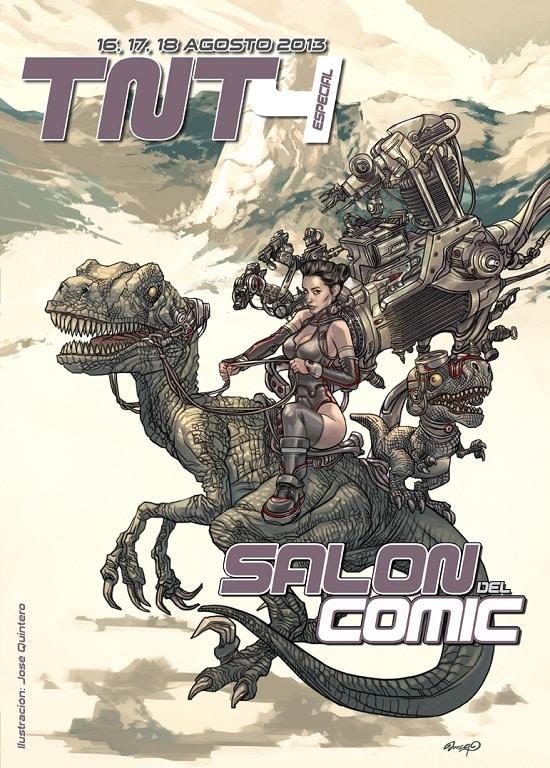TNT Salón del Comic