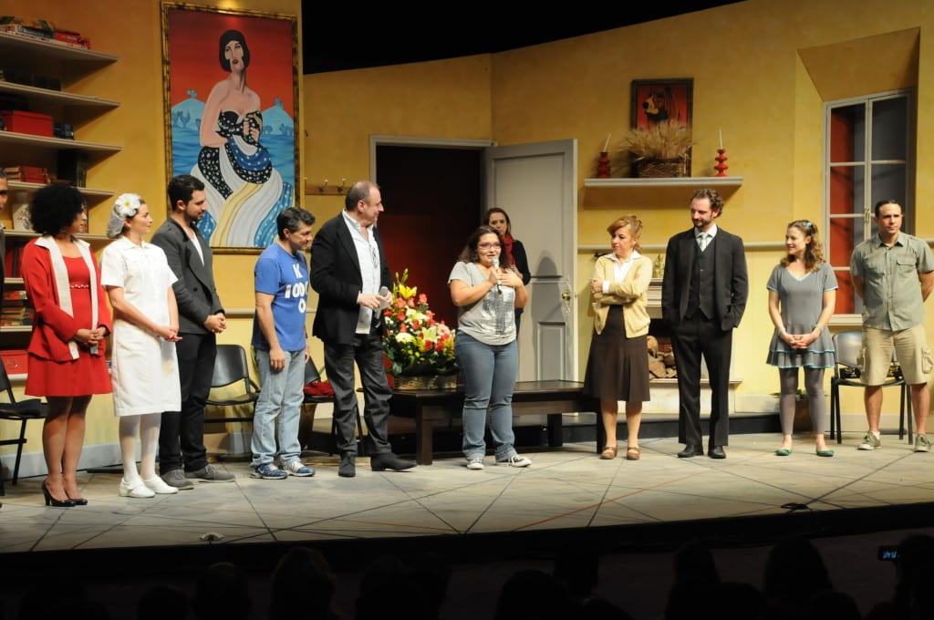 Anahí Allué se va de Toc Toc. Costesía de OCESA Teatro para Artes9