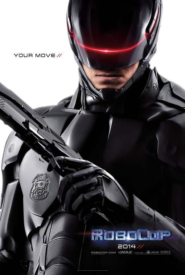 Robocop póster