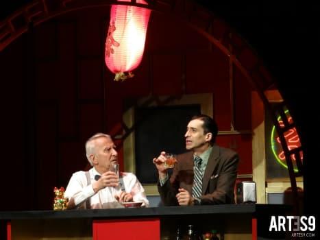Patricio Castillo y Bruno Bichir, una mancuerna extraordinaria./Photo By Maira Mayola