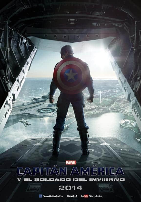 Capitan America Soldado de Invierno