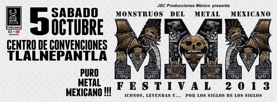 Monstruos del Metal Mexicano