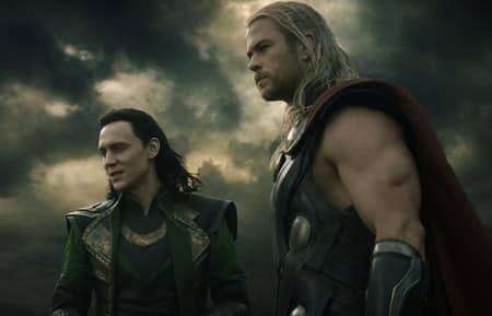 Thor y Loky