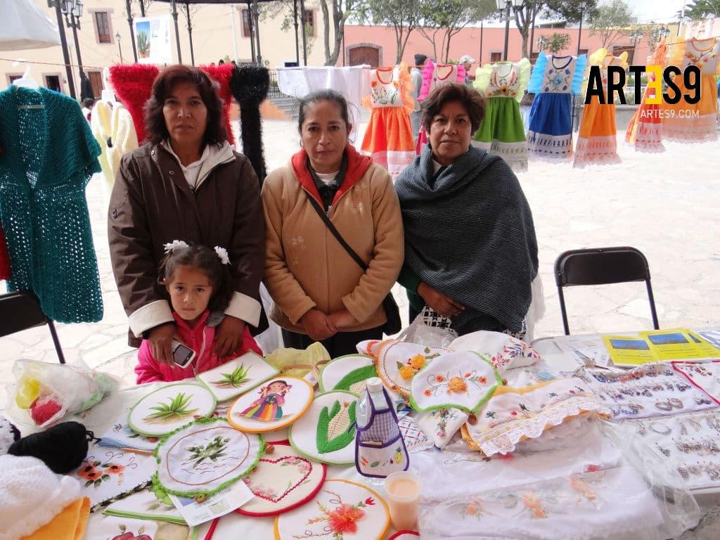 Arte popular en manos de mujeres emprendedoras