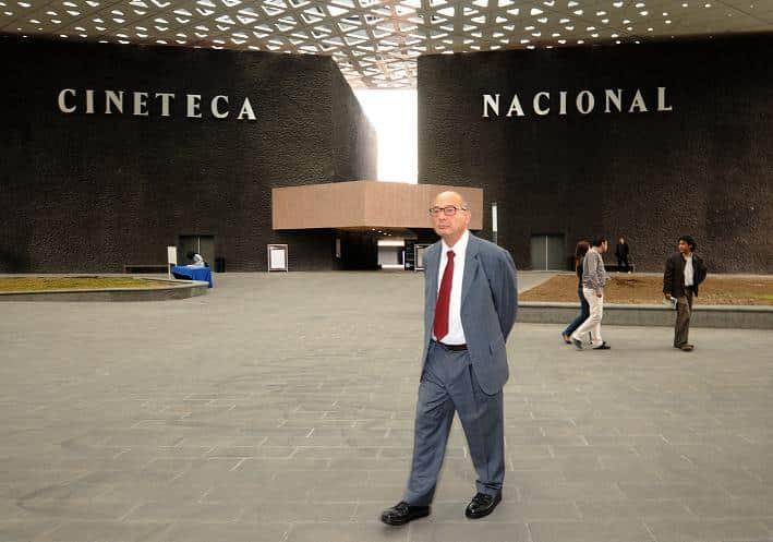 Alejandro Pelayo director de la Cineteca Nacional /Foto: Conaculta.