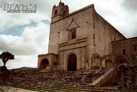 Iglesia Museo de San Andrés, Epazoyucan, Hidalgo.