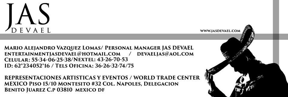 El contacto para contrataciones de JAS Devael