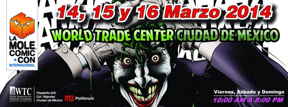 La Mole Comic Con Marzo 2014