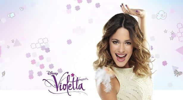 Martina Stoessel es Violetta