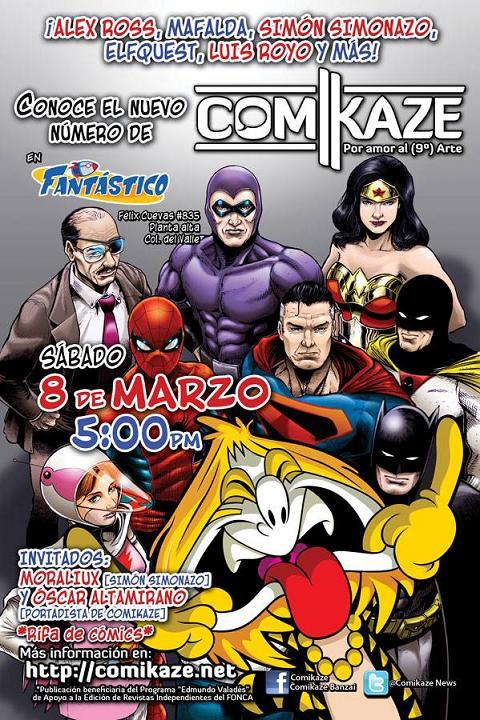Comikaze 22