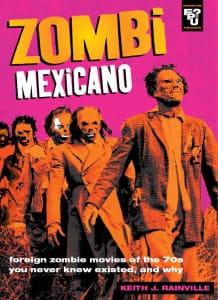 Portada Zombi Mexicano