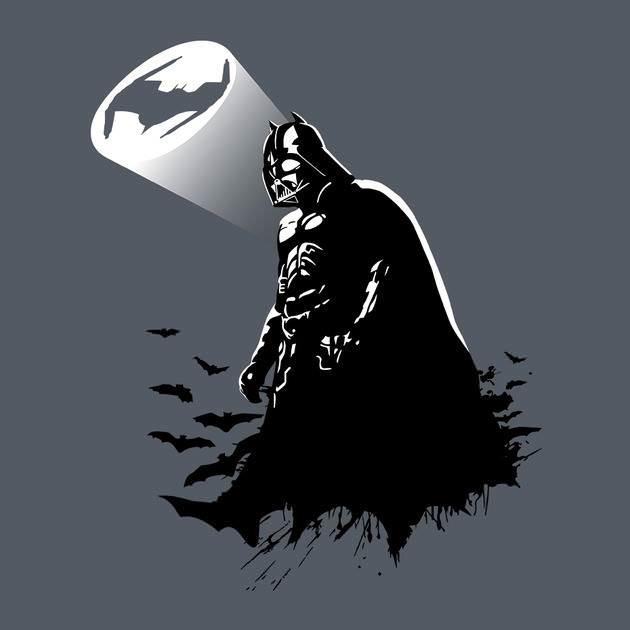 The Darth Knight Rises