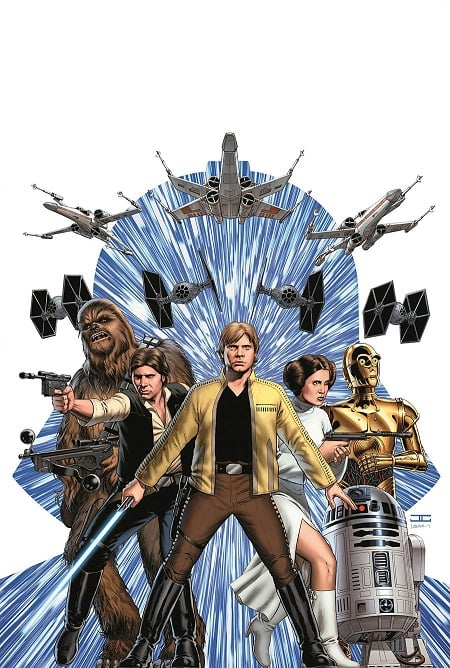 Star Wars por Jason Aaron y John Cassaday
