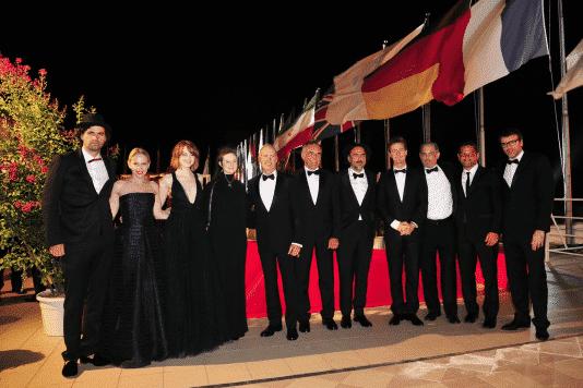 El elenco de Birdman en el Festival de Venecia