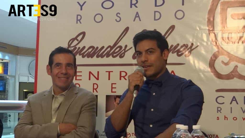 Carlos Rivera y Yordi Rosado 2