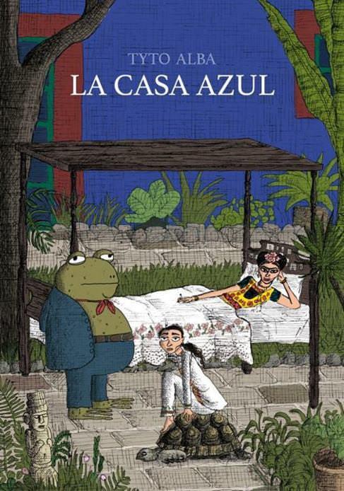 Frida Kahlo y Chavela Vargas Cómic