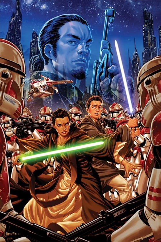 Star Wars - Kanan: The Last Padawan