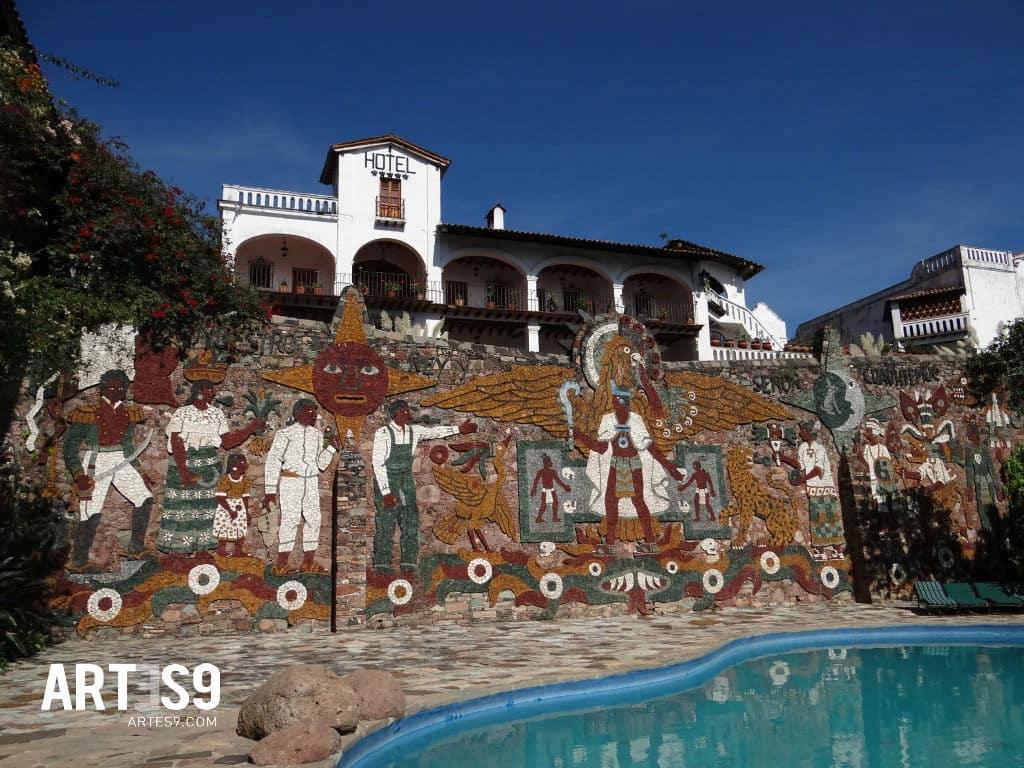 Hotel de la Misión Taxco