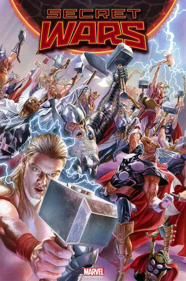 Secret Wars Thor