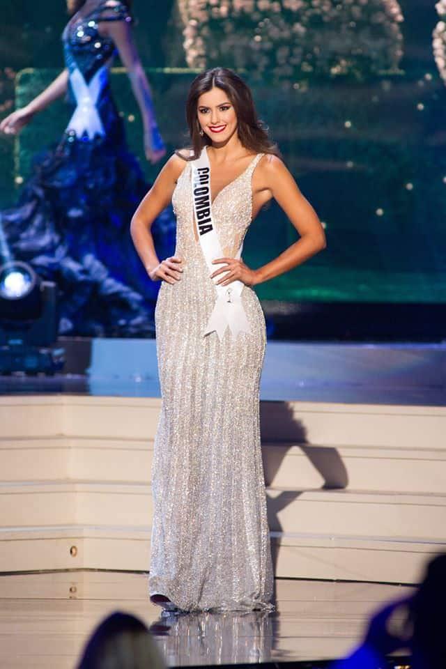 Paulina Vega Dieppa de Colombia es la ganadora