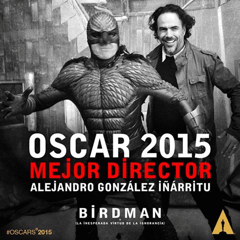 Alejandro G Iñarritu. Cortesía 20th Century Fox