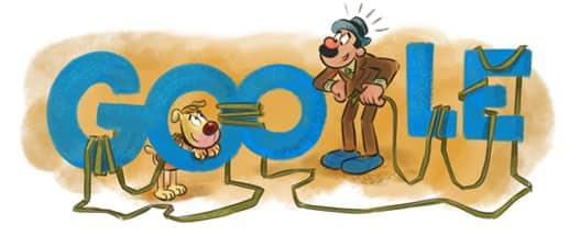 Google recuerda a Gabriel Vargas