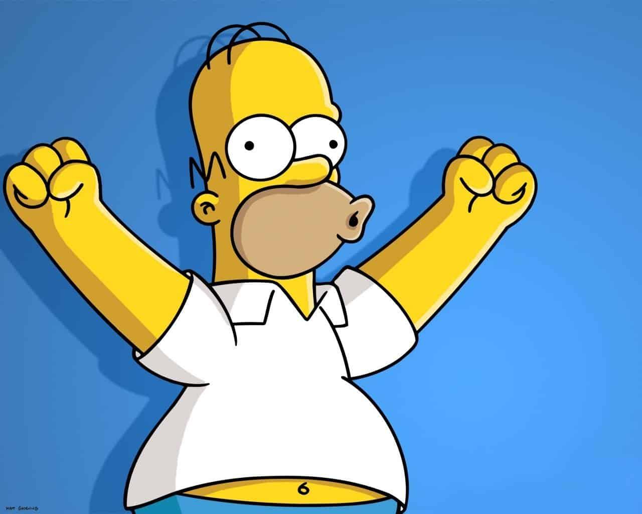 Homero Jay Simpson / Matt Groening