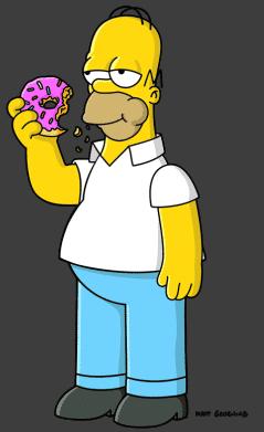 Homero Simpson / Matt Groening