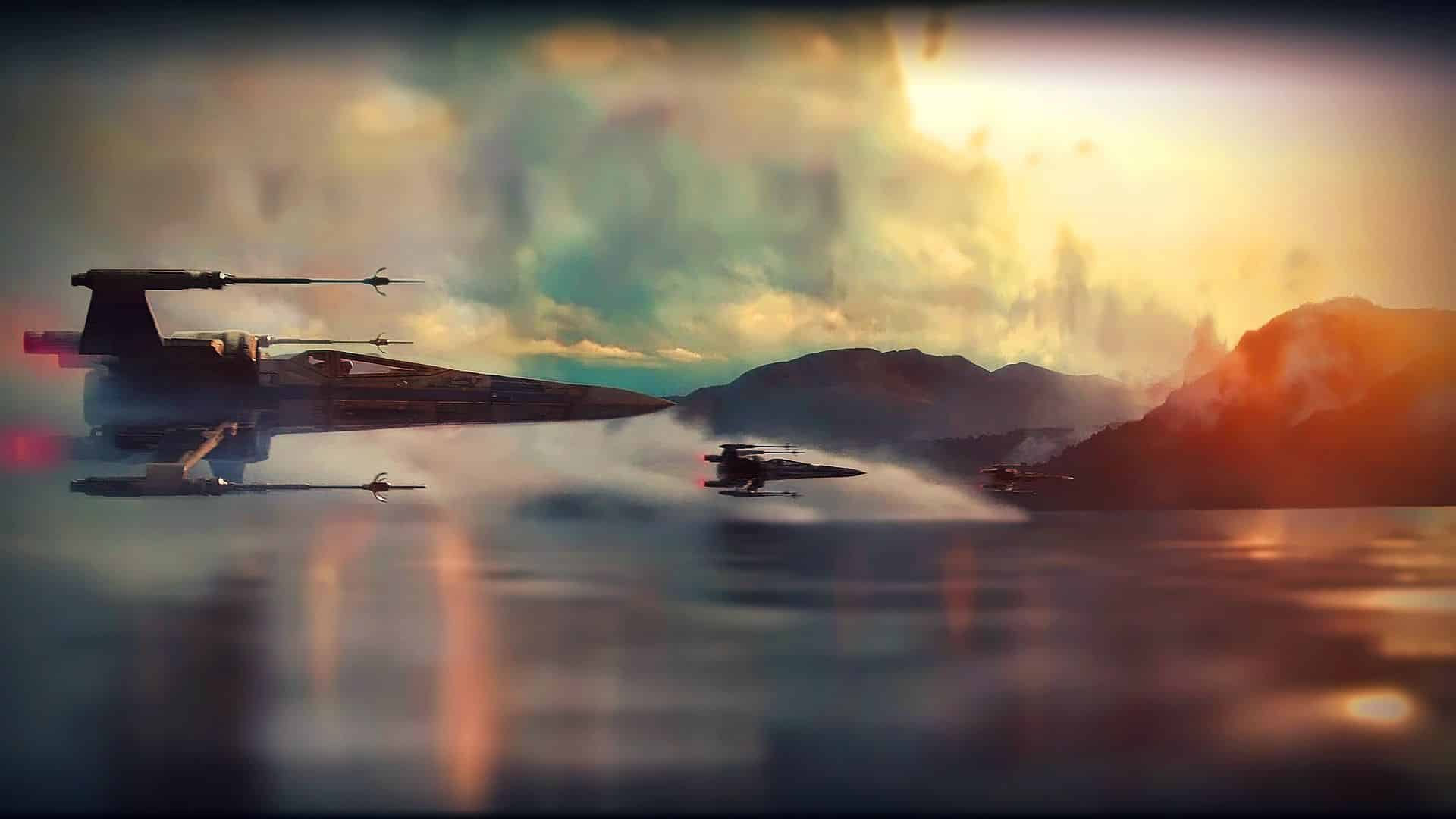 X-Wing Starfighter: The Forces Awakens