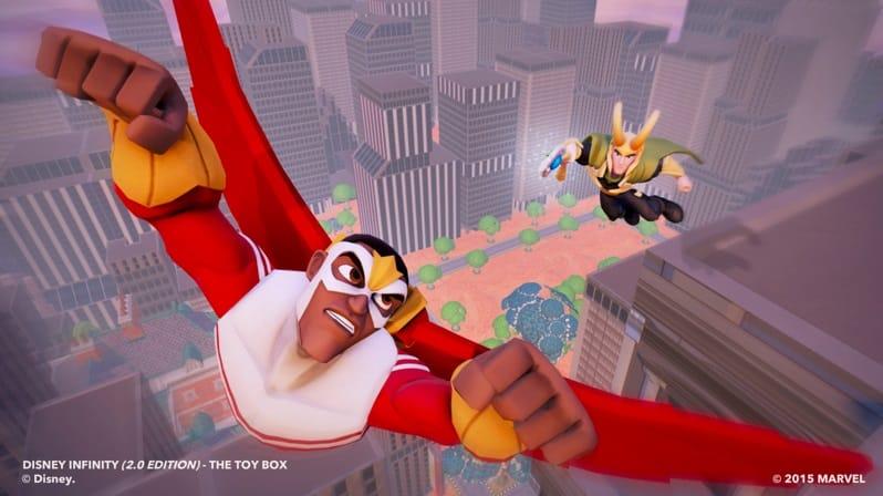 Disney Infinity Marvel Super Heroes 01