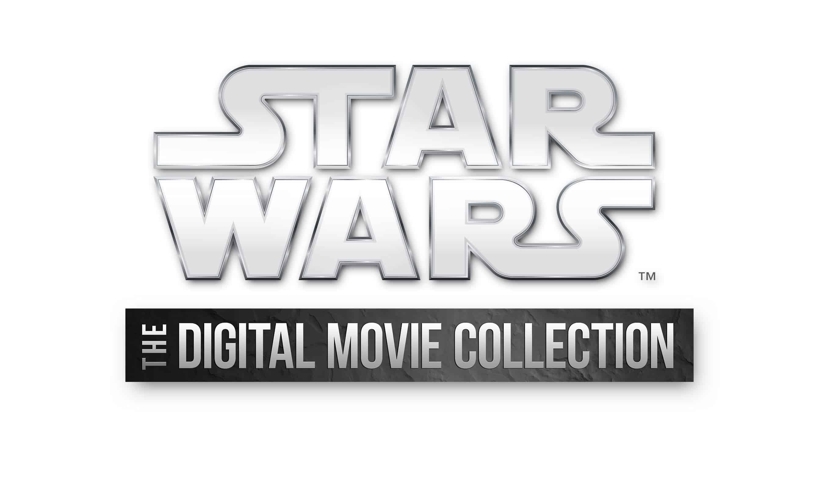 STAR WARS Digital Movie Collection 01