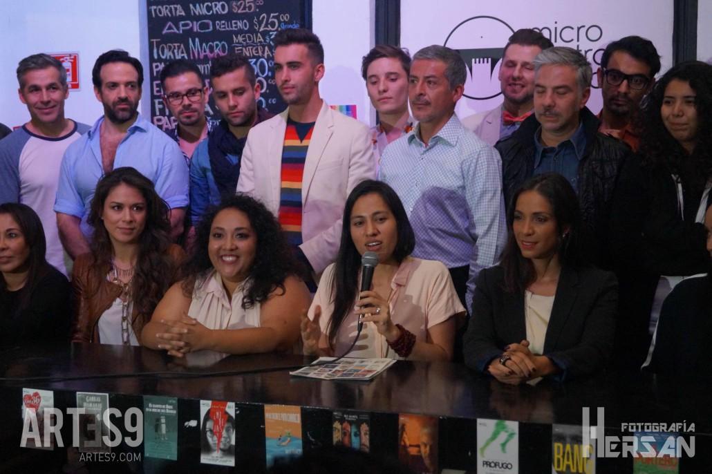 """""""Por pasión"""", nueva temporada de Microteatro"""