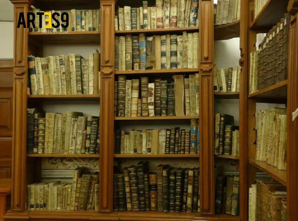 Libreros / Photo by Maira Mayola