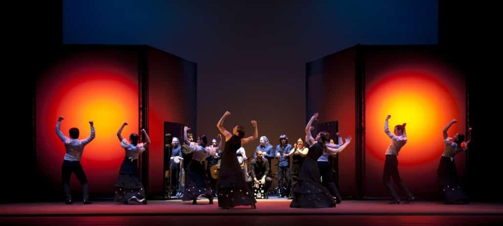 Música, cante y baile desbordarán la pasión, sensualidad y vitalidad del género