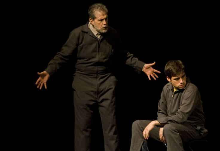 Héctor Bonilla y Sergio Bonilla interpretan a los protagonistas de esta obra escrita por David Desola