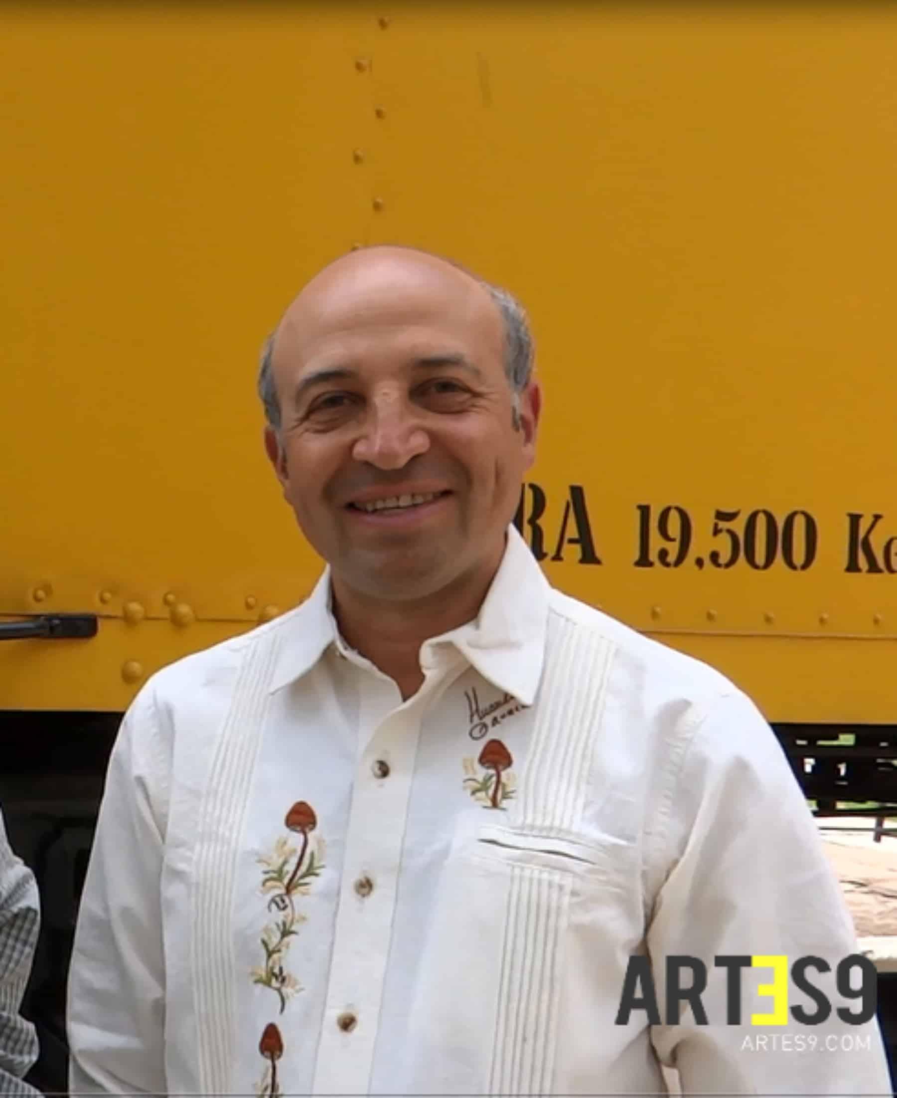 Edgar Anaya en La Hora Nacional