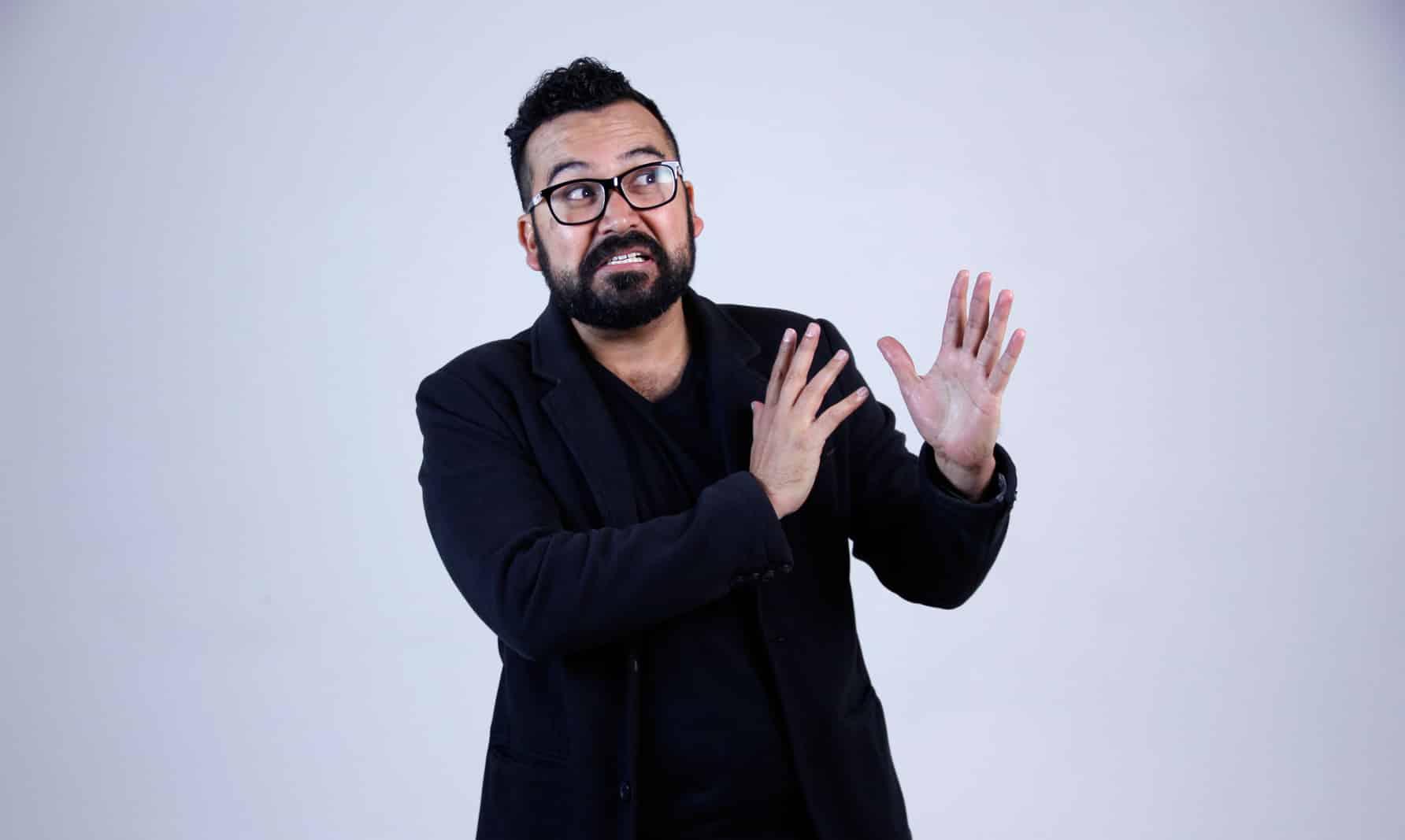 Alex Salazar Comanda El Quot Rodeo De Impro Quot En El Foro