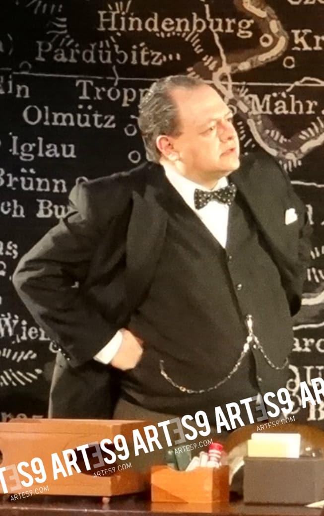 Sergio Zurita Winston Churchill
