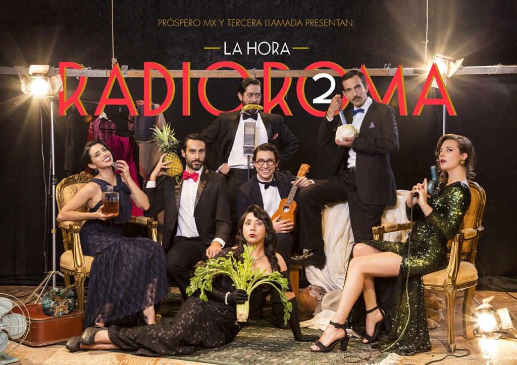 """La hora Radio Roma"" lográ revivir a las radionovelas"