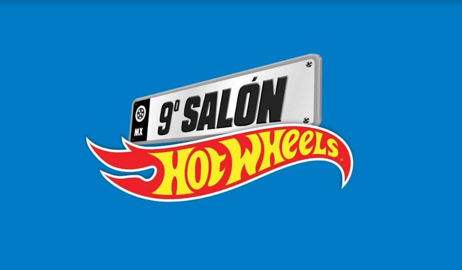 Salón Hot Wheels